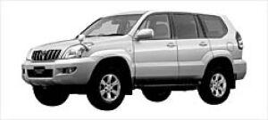 "Toyota Land Cruiser Prado TZ ""G Selection"" 3400 Gasoline 2003 г."