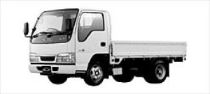 Isuzu Elf DUALMODE MT FLAT LOW, STANDARD BODY 2003 г.