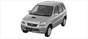 Mazda Laputa X-Turbo 2003 г.