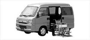 Subaru Sambar Dias Wagon Trans Care Electric Lifter 2003 г.