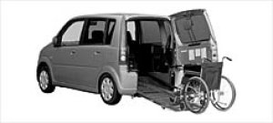 Daihatsu Move Sloper SL 2WD 2003 г.