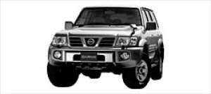 Nissan Safari 4 door WAGON GRANROAD LIMITED 2003 г.