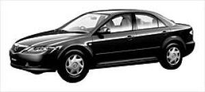 Mazda Atenza SEDAN 20F 2003 г.