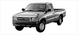 Toyota Hilux FOR BUSINESS USE, 2WD SingleCab LowFloor 2003 г.
