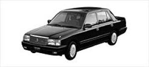"Toyota Crown SEDAN GASOLINE SUPER DELUXE ""G PACKAGE"" 2003 г."