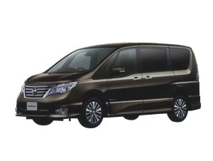 Nissan Serena Highway STAR G S-HYBRID Advanced Safety Package 2015 г.