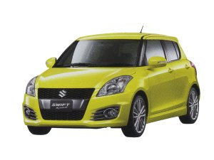 Suzuki Swift Sport 2015 г.
