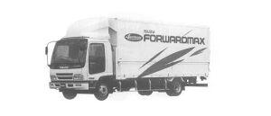 Isuzu Forwardmax 4BAG AIR SUSPENSION, 205PS, 3.6TON 2000 г.