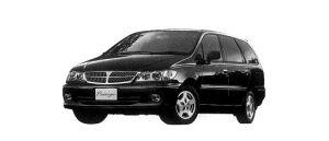 Nissan Presage CIII CRUISING (2WD V6-3000 GASOLINE) 2000 г.