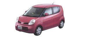 Nissan Moco E (2WD) 2006 г.