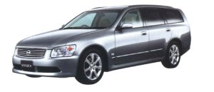 Nissan Stagea 350RX 2006 г.
