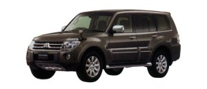 Mitsubishi Pajero LONG SUPER EXCEED 2008 г.