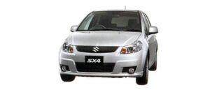 Suzuki SX4 1.5F 2007 г.