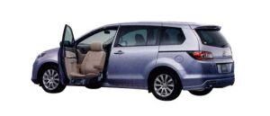 Mazda MPV 23S Passenger Lift-up Seat Vehicle 2009 г.