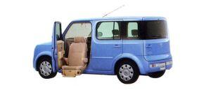 Nissan Cube Enchante (Passenger's Slide-out Lift Seat) 14S (2WD) 2007 г.