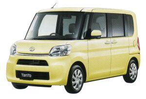 """Daihatsu Tanto X """"SA"""" 2014 г."""