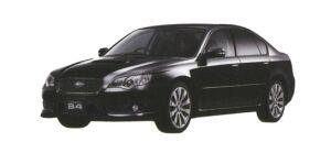 Subaru Legacy B4 2.0GT spec.B 2008 г.