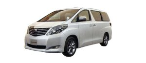 "Toyota Alphard 350G ""L Package"" 7-seaters 2009 г."