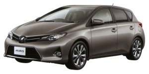 """Toyota Auris RS """"S Package"""" 2014 г."""