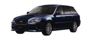 Subaru Legacy TOURING WAGON 2.0GT spec.B 2008 г.