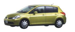Nissan Tiida 15M 2006 г.
