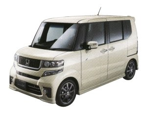Honda N Box Modulo X, G 2014 г.