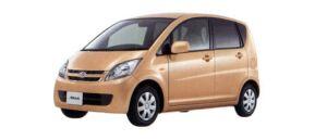 Daihatsu Move X 2WD 2007 г.