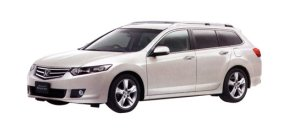 Honda Accord Tourer  24TL 2009 г.