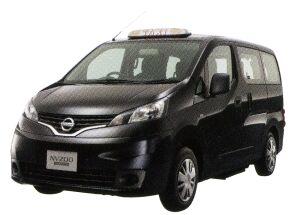 Nissan NV200 Vanette TAXI 2014 г.