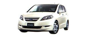 Honda Edix 20X 2007 г.