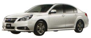 Subaru Legacy B4 2.5i B-SPORT EyeSight 2014 г.
