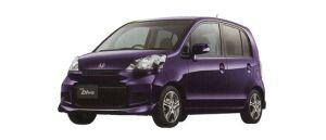 Honda Life DIVA FF 2008 г.