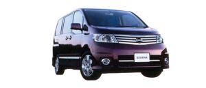 Nissan Serena Highway STAR HDD NAVI Package (2WD) 2007 г.