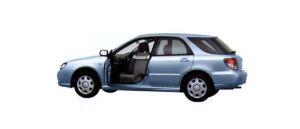 Subaru Impreza Trans Care Wing Seat 2006 г.