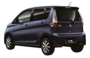 Mitsubishi EK Custom G 2014 г.