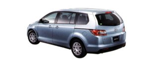 Mazda MPV 23F 2007 г.