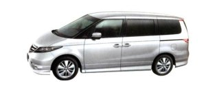 Honda Elysion G AERO · HDD NAVI Special Package FF 2007 г.