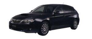 Subaru Impreza 2.0GT Customize Edition 2008 г.
