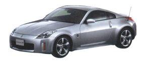Nissan Fairlady Z Version ST 2006 г.