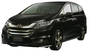 Honda Odyssey Absolute (8Seater/FF) 2014 г.