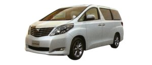 """Toyota Alphard """"350G """"""""L Package"""""""" 7-seaters"""" 2008 г."""