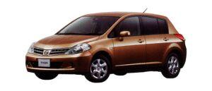 Nissan Tiida 15M 2008 г.