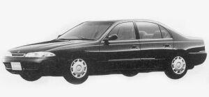 Mitsubishi Eterna V6 1.8 24V VISAGE 1993 г.