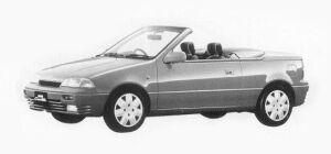 Suzuki Cultus CONVERTIBLE 1993 г.
