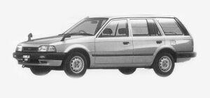 Mazda Familia VAN 4WD 1600 DX 1993 г.