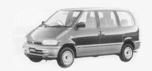 Nissan Vanette SERENA 2WD FX 2000 1993 г.