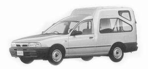 Nissan AD MAX 2 DOORS WAGON 1500LE 1993 г.