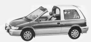 Mitsubishi RVR RVR OPEN GEAR 4WD 2.0DOHC 16V 1993 г.