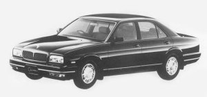 Nissan Cima TOURING 1993 г.