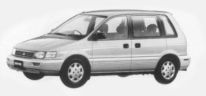 Mitsubishi RVR RVR Z 2WD 1800 1993 г.
